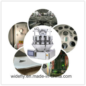 Automatic Computerized Packing and Weighing Multihead Weigher for Snack Foods pictures & photos