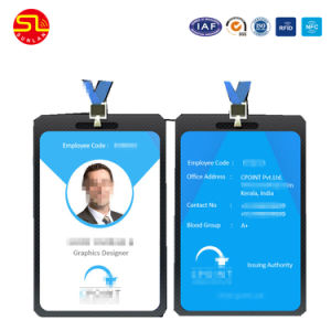 Free Sample Top Quality PVC ID Card From China pictures & photos