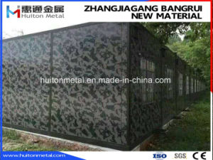 Color Coated Steel Coil with Military Design pictures & photos