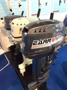 Chinese Top Quality 15/25/30/40/60 HP Outboard Engine with Imported Parts From Taiwan & Japan for Sale pictures & photos