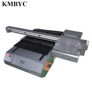 Factory Direct Sale Digital Byc168-6b UV LED Double Head 12 Channel 7-Color Printer pictures & photos
