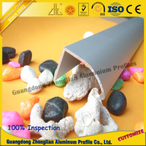 OEM New Design Aluminum Handle Profile for Kitchen Cabinet pictures & photos