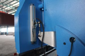 Hydraulic CNC Metal Guillotine Shearing Machine QC11y-12X6000 pictures & photos