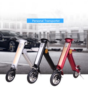 New Design 2 Wheels Electric Bicycle Foldable E-Bicycle for Adult pictures & photos