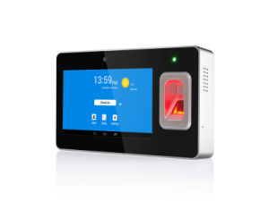 Android Biometric Fingerprint Time Attendance System with Card TCP/IP USB WiFi pictures & photos