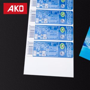 Custom Size Pet Liner Self Adhesive Sticker Suitable for High Temperature Environm pictures & photos