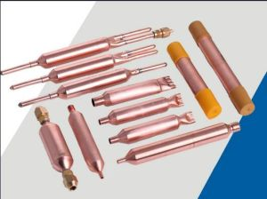 Copper Filter Drier/Air Conditioner Part/Copper Tube Fitting/Refrigeration Part pictures & photos
