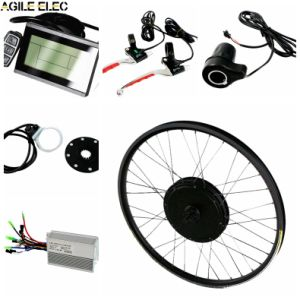 Agile Hot in America Ebike 48V 1000W Electric Bike Kit pictures & photos