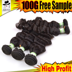 No Tangle Loose Wave Remy Human India Hair Wig Price pictures & photos