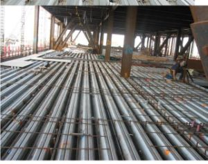 Galvanzied Floor Decking Sheet for Building Materials pictures & photos