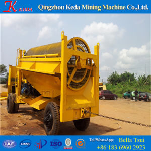 China Mining Machine Gold Trommel Screen (KDTJ-100) pictures & photos