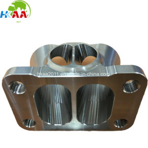 CNC Milling Stainless Steel Inlet Manifold Intake Auto Spare Part pictures & photos
