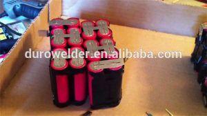 Small Size Battery Spot Welder Mini Spot Welding Machine pictures & photos