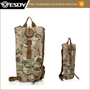 Tactical Combat Military Water Bag Hiking Camping Assault Hydration Pack pictures & photos