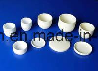Heat Resistance Fused Quartz Ceramics Crucible pictures & photos