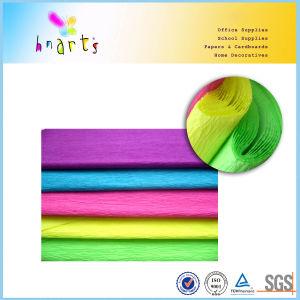 Fluorescent Crepe Paper pictures & photos