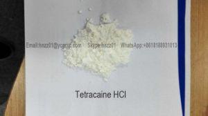 Top Quality Local Anesthetics Tetracaine Hydrochloride Tetracaine HCl pictures & photos