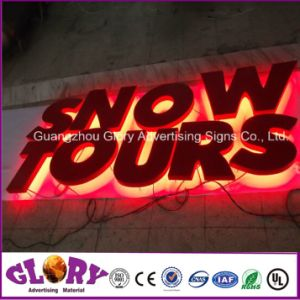 Outdoor Acrylic LED Letters Advertising Sign pictures & photos
