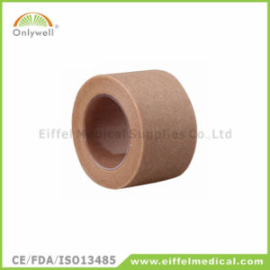 Super Breathable Non-Woven Medical Fixed Adhesive Tape pictures & photos
