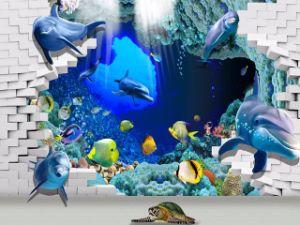 Interiro Decorations Porcelain Tile 3D Tiles on Sale (G12180004) pictures & photos