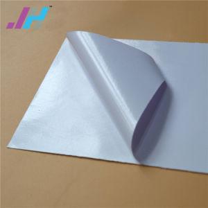 PVC Sticker Transparent Self Adhesive Vinyl pictures & photos