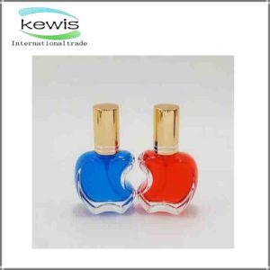 Apple Shape New Design Refillable Perfume Bottle pictures & photos