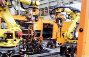 110kVA X Type Robotic Electrode Welder Inverter Welding Machine pictures & photos