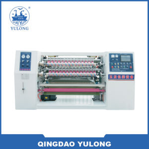 Super Clear Tape Slitting Machine pictures & photos
