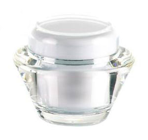 15g, 30g, 50g Dishware-Shaped Cosmetic Empty Acrylic Cream Jar pictures & photos