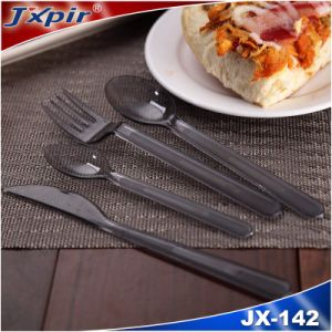 Heavy Weight Plastic Disposable Cutlery PS Colorful Plastic Cutlery pictures & photos