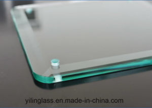 Tempered Frosted Table Top Glass pictures & photos