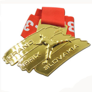 Metal Soft Enamel Jiu Jitsu Championship Award Medal pictures & photos