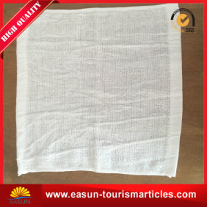 Disposable Non Woven Cotton Towels for Airline pictures & photos