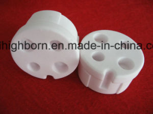 High Wear Resistance Alumina Ceramic Part pictures & photos