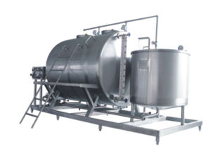 CIP Cleaning in Place Equipment Tank Washing Machine pictures & photos