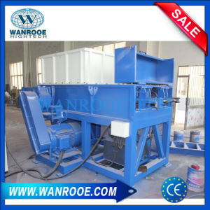 Long Service Life Used Plastic Metal Barrel Recycling Shredder Machine pictures & photos