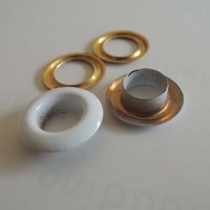 Good Quality Fancy Metal Grommet for Decrotation pictures & photos