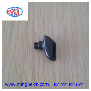 Black Plastic Earphone Housing with ISO SGS pictures & photos