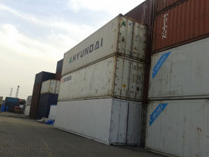 40hc Refrigerated Container USD Qingdao pictures & photos