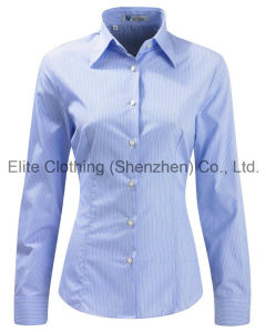 Fashion Ladies Casual Shirts (ELTWDJ-129) pictures & photos