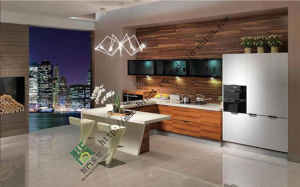 Custom Kitchen Furniture UV Kitchen Cabinets with High Quality (zs-155) pictures & photos