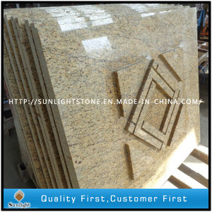 Lovory Silk Granite Relief Sculpture with Diffent Pattern Design pictures & photos