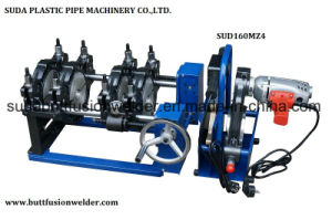 Sud160m4 HDPE Plastic Pipe Welding Machine pictures & photos