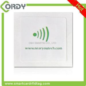 NFC sticker tag use on metal with NTAG 213 chip pictures & photos