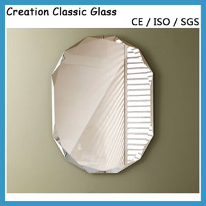 Aluminum Mirror for Bathroom Mirrors with Low Price pictures & photos