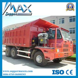 High Quality Sinotruk HOWO Mining Dump Truck pictures & photos