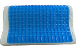 Latex Foam Pillow, High Quality and Healthy for Your Neck (GP501) pictures & photos