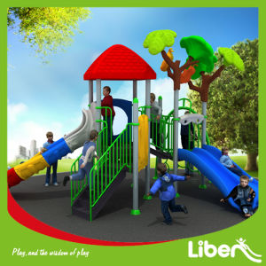 2014 Nature Tree Series Children Outdoor Playground Amusement Park Equipment Jungle Gym for Kids with GS Certificate En Standards (LE. CY. 024) pictures & photos