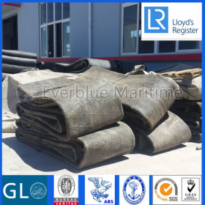 Ship Launching Marine Airbag with Synthetic-Tire-Cord Reinforcement Layer pictures & photos