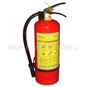 3kgstored Pressure Bc Fire Extinguisher pictures & photos